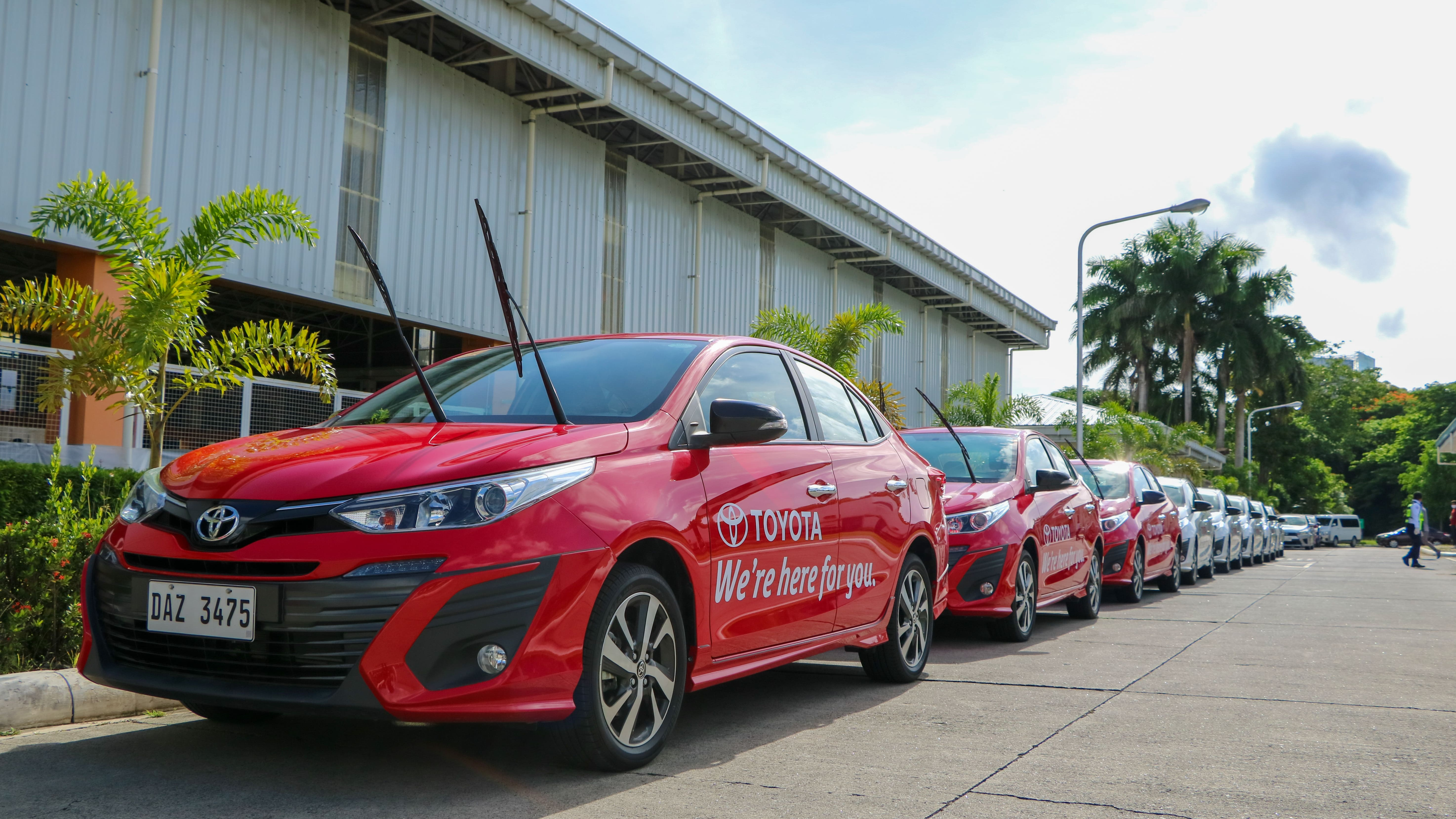 Toyota Continues To Provide Mobility For More Frontliners