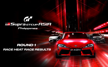 Toyota Wraps Up Round 1 of GR Supra GT Cup Asia – Philippines
