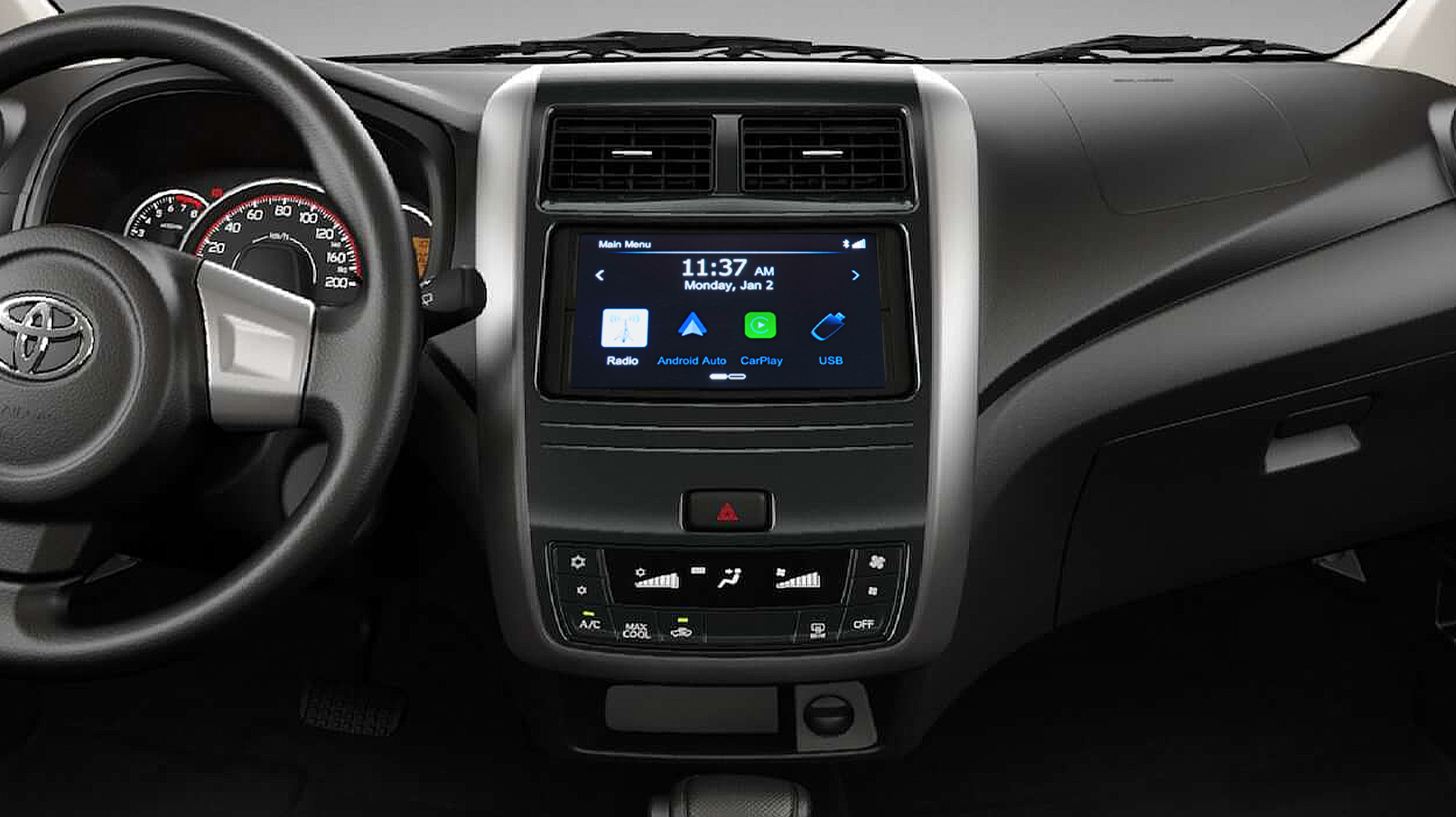 Linking Up to Apple CarPlay and Android Auto Is as Easy as It Gets