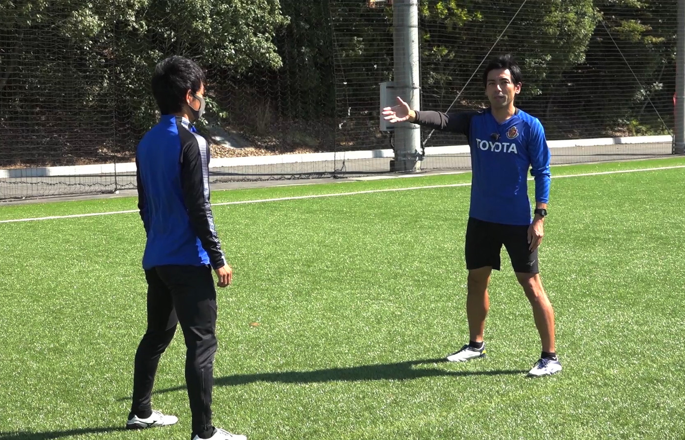 Learn football from world-class coaches - right at home