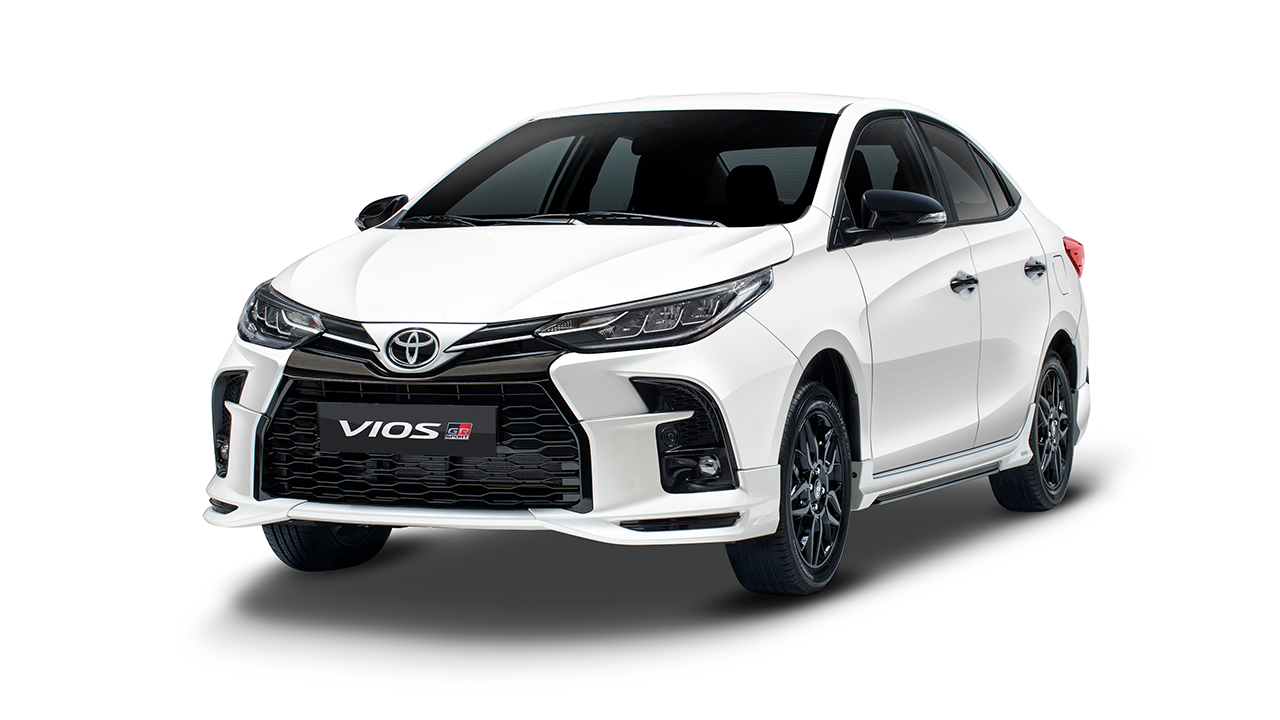 Philippines' best-selling sedan gets new sporty variant with new Toyota Vios GR-S