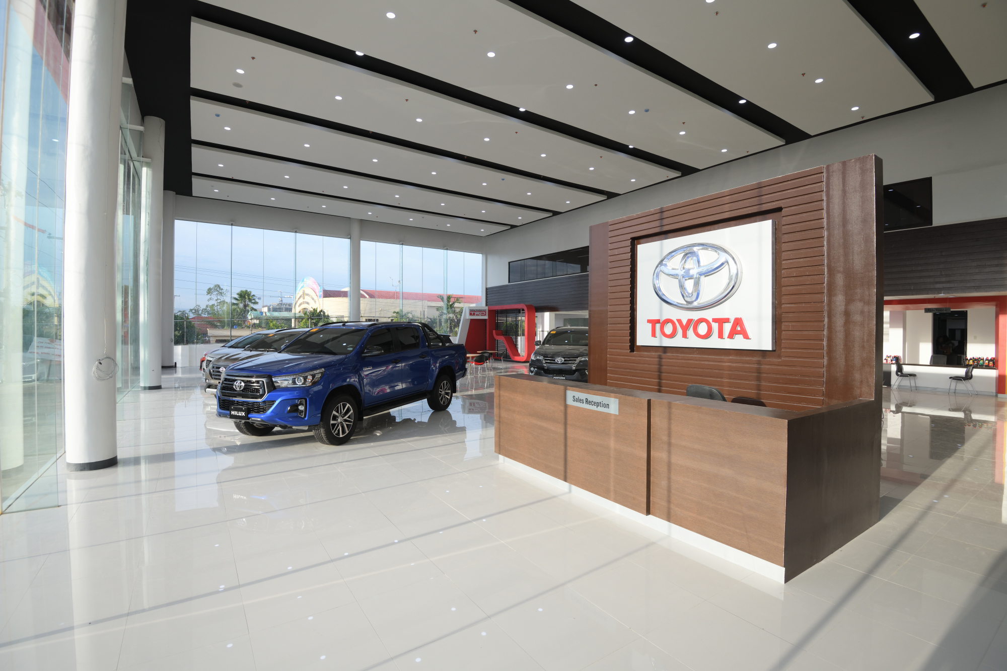 Toyota Dealer Operations During ECQ