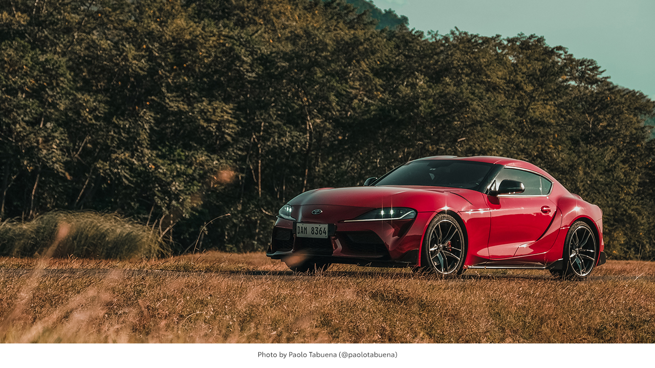 The Toyota GR Supra: A Heritage of Power, Passion, and Experience