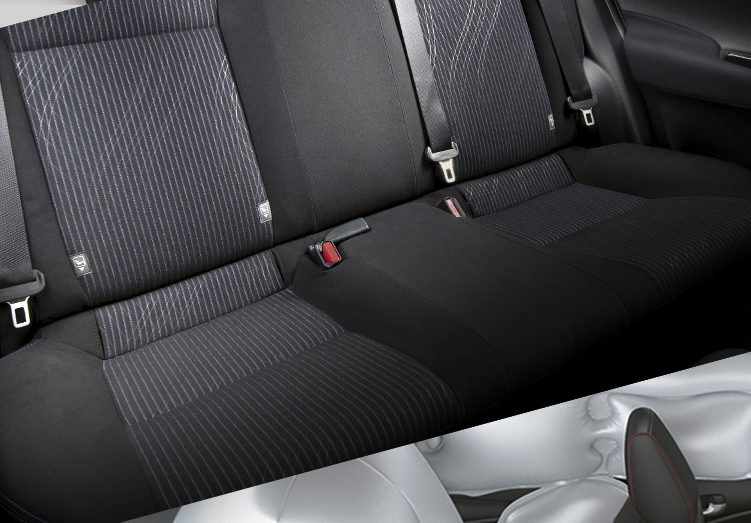 Find comfort in an all-in-one car that fits your needs