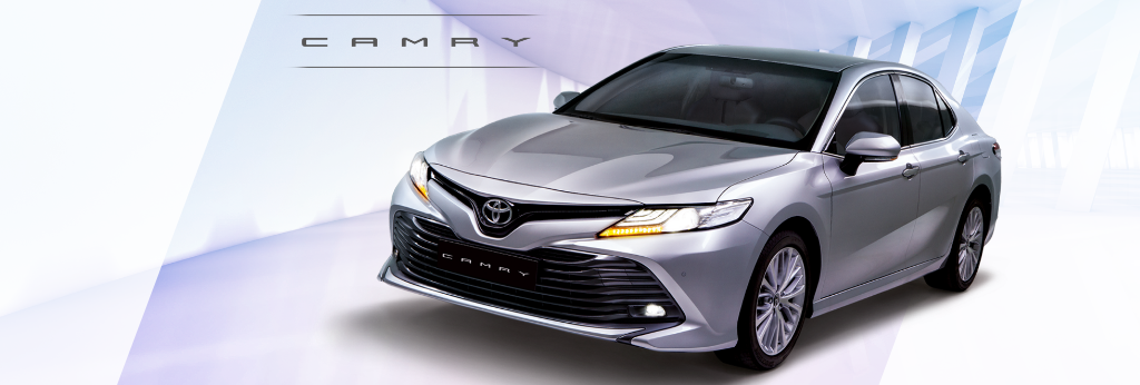 Camry Tablet Banner
